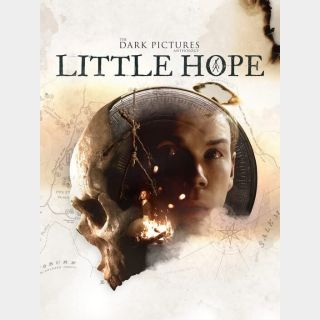 The Dark Pictures Anthology: Little Hope US KEY