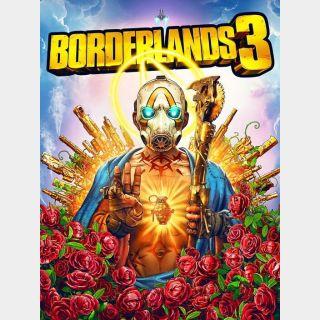 Borderlands 3 Standard Edition STEAM KEY GLOBAL