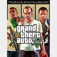 Grand Theft Auto V: Premium Edition ROCKSTAR PC KEY GLOBAL