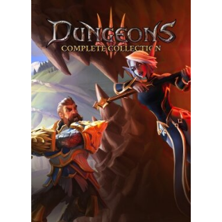 XBOX ONE | DUNGEONS 3 | Complete Collection