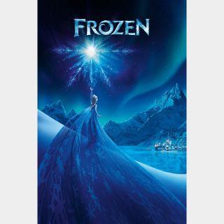 Frozen Digital HD Google Play