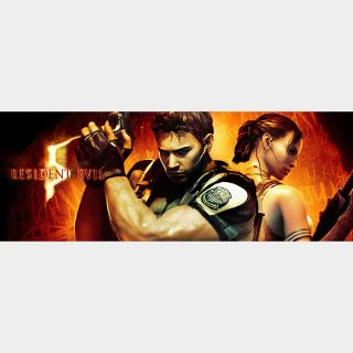 Resident Evil 5 Gold Edition DLC Xbox 360