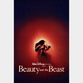 Disney's Beauty and the Beast Digital Google Play