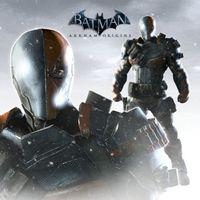 Arkham Origins Deathstroke Challenge Pack Playstation 3