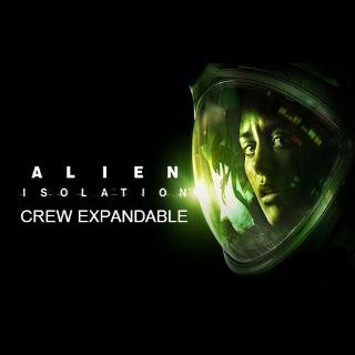 Alien: Isolation Crew Expendable Bonus Content DLC Xbox 360