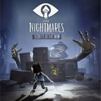 Little Nightmares Secrets of the Maw DLC Playstation 4