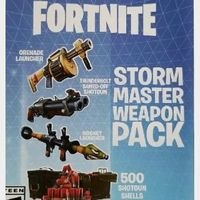 Fortnite - Storm Master Weapon Pack Xbox One