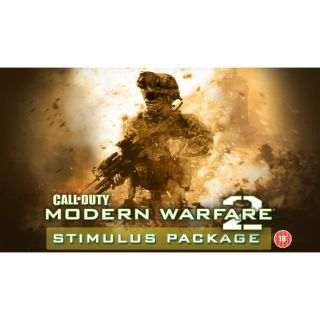 Call of Duty Modern Warfare 2 Stimulus Package DLC Playstation 3