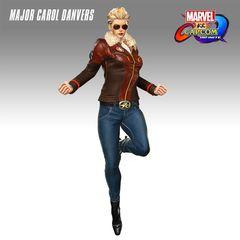 Marvel vs Capcom Infinite - Major Carol Danvers Costume DLC Playstation 4
