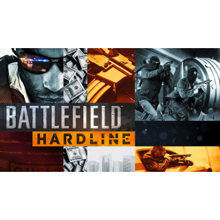 Battlefield Hardline Deluxe Upgrade DLC Xbox One