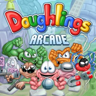 Doughlings Arcade Playstation 4 EU