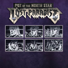 Fist Of The Nort Star: Lost Paradise Five Chariot Guardians Pack DLC Playstation 4