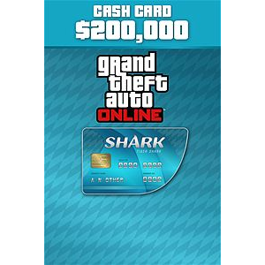 GTA $200,000 for Grand Theft Auto Online Xbox One