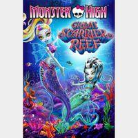 Monster High: Great Scarrier Reef Digital HD