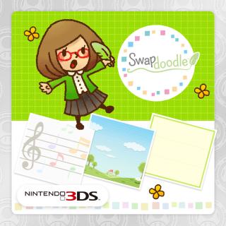 Swapdoodle DLC - Stationary Set A Nintendo 3DS