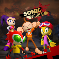 Sonic Forces Character Costume Pack Playstation 4