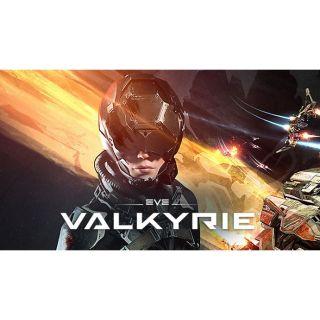 Eve Valkyrie Founders Pack Bonus DLC Playstation 4