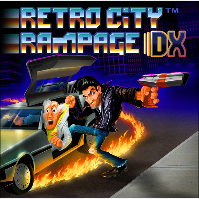 Retro City Rampage DX PS4 PS3 PS VITA - PSN Games