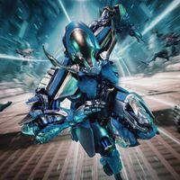 Warframe Gauss Bundle DLC Xbox One