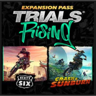 Trials Rising Season Pass (Includes both expansions)  US Nintendo Switch