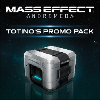 Mass Effect Andromeda Totinos Promo Pack DLC Xbox One