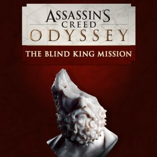Assassin's Creed Odyssey - The Blind King DLC Playstation 4
