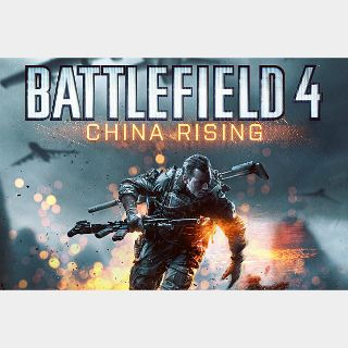 Battlefield 4 China Rising Xbox 360