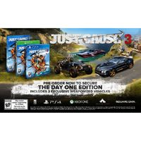 Just Cause 3 Day One DLC Xbox One