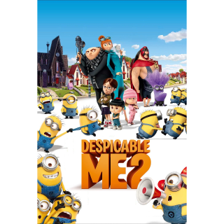 Despicable Me 2 Digital HD