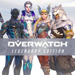 Overwatch Legendary Edition - 10 Skins DLC Playstation 4