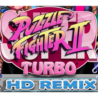 Super Puzzle Fighter II Turbo HD Remix PlayStation 3