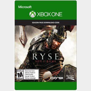 Ryse Son of Rome Season Pass Xbox One