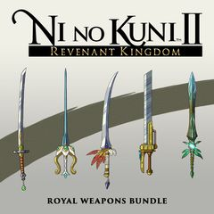 Ni no Kuni II: Revenant Kingdom Special Weapons Pack Playstation 4