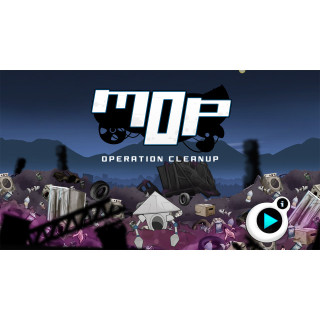 MOP Operation Cleanup Wii U