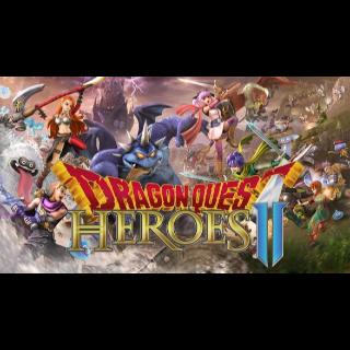 Dragon Quest Heroes II Day 1 DLC Playstation 4