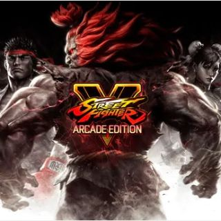 Street Fighter V Arcade Edition Character Pass 1 + 2 Bundle DLC US PS4