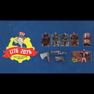 Fallout 76: Tricentennial Pack DLC Xbox One