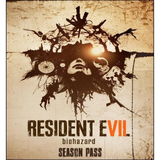 Resident Evil 7 Biohazard Season Pass PS4 US