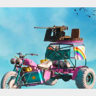 Far Cry New Dawn Unicorn Trike DLC Xbox One