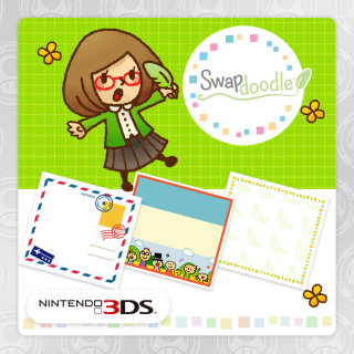 Swapdoodle DLC - Stationary Set B Nintendo 3DS