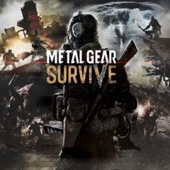 Metal Gear Survive - Survival Pack DLC Playstation 4