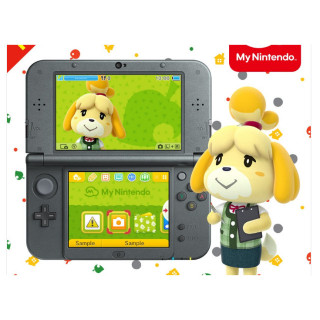 Isabelle (Animal Crossing) Theme Nintendo 3DS