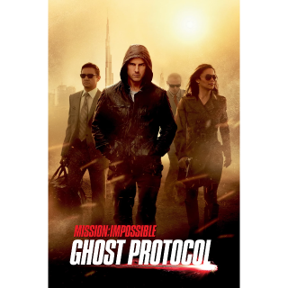Mission: Impossible - Ghost Protocol Digital HD