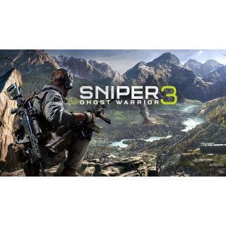 Sniper 3 Ghost Warrior Exclusive Weapon Skin Pack DLC Playstation 4