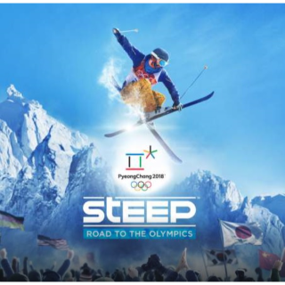 Steep Road to the Olympics Expansion DLC US Playstation 4