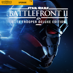 STAR WARS Battlefront II Deluxe - Upgrade DLC Playstation 4