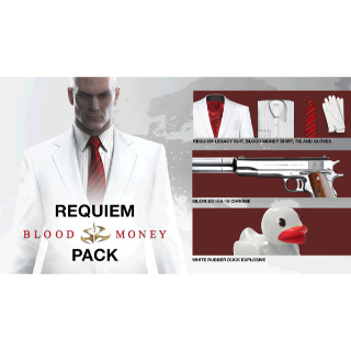 HITMAN The Blood Money Requiem Pack DLC Xbox One