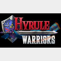 Hyrule Warriors -  Legends Character Pack DLC Wii U