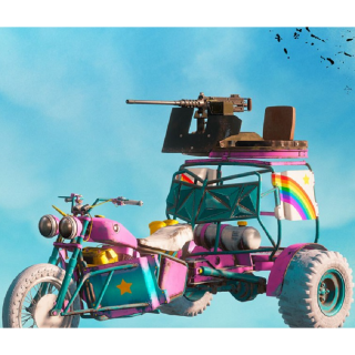 Far Cry New Dawn Unicorn Trike DLC Xbox One