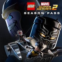 LEGO Marvel Super Heroes 2 Season Pass Playstation 4